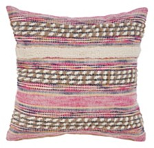 LR Home Glorious Tribal Throw Pillow