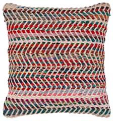LR Home Zigzag Chevron Throw Pillow