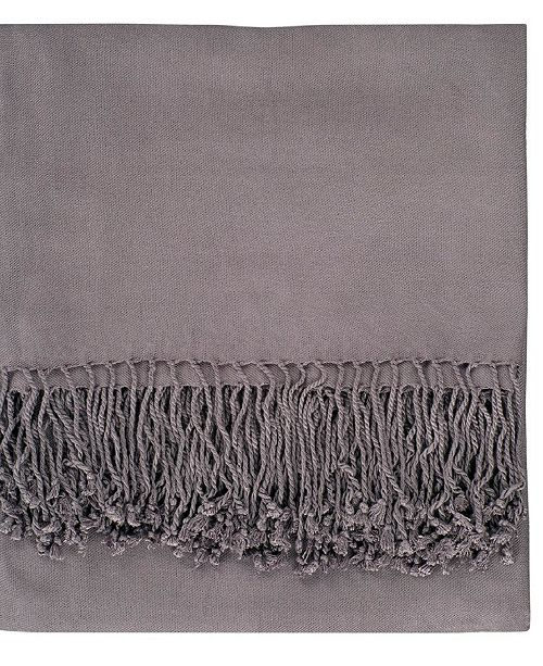 IGH Global Corporation Solid Bamboo Viscose Throw Blanket