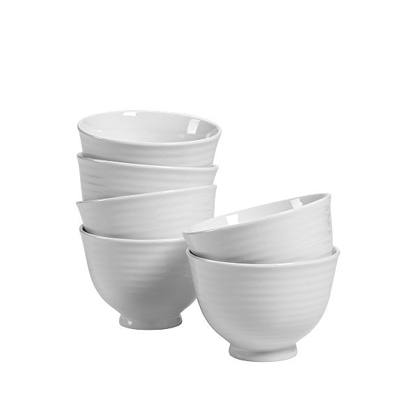 Over and Back Bombay Bowls, Set Of 6