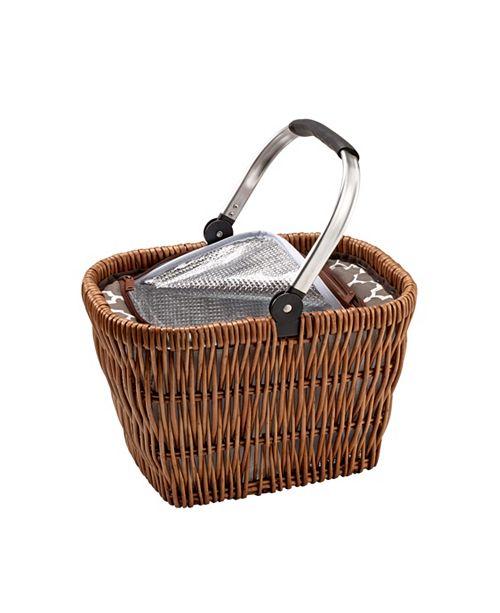 Over and Back Market Basket