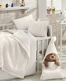Nipperland Nature Premium 7 Piece Crib Bedding Set