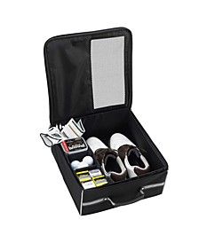 Golf Trunk Organizer with Mesh Panel, Zip Closure, Outer Pocket