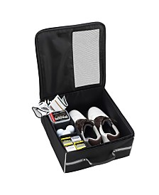 Picnic at Ascot Golf Trunk Organizer with Mesh Panel, Zip Closure, Outer Pocket