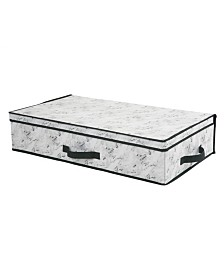 Simplify Under The Bed Storage Box in Marble