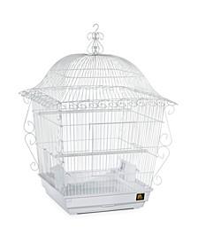 Jumbo Scrollwork Bird Cage