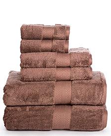 AeroSoft Premium Combed Cotton 700 GSM 6 Piece Towel Set