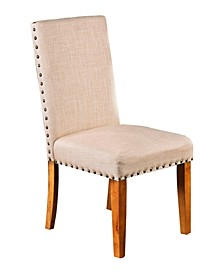 Georgie Transitional Dining Chair (Set of 2)