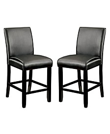 Ramsy Contemporary Counter Stool (Set of 2)