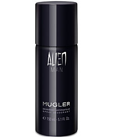 Mugler Men's ALIEN MAN Spray Deodorant, 5.1-oz.