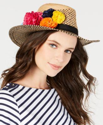 5487d1cf5 Pom Pom Panama Hat