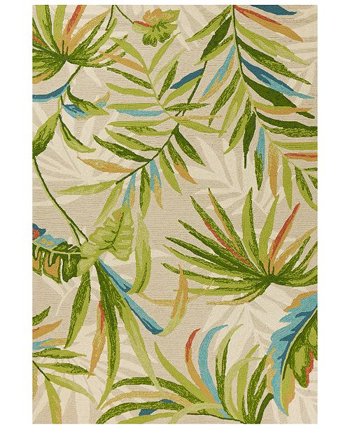 "Kas Harbor Playa 3'3"" x 5'3"" Indoor/Outdoor Area Rug"