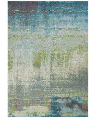 Illusions Escape 6206 Blue/Green 7'10