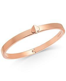 Spade Bangle Bracelet