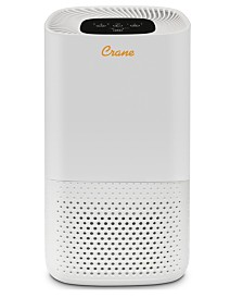 Crane Tower Air Purifier with True HEPA Filter