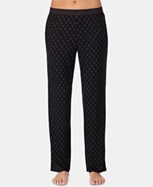DKNY Logo Knit Pajama Pants