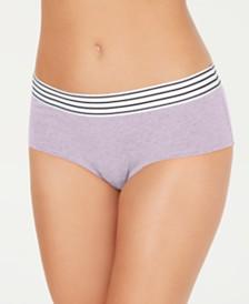 Jenni Elastic Waistband Hipster Underwear