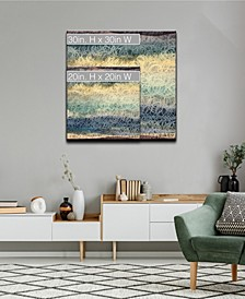 Ocean Tide Abstract Canvas Wall Art Collection