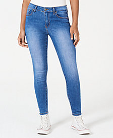 Celebrity Pink Juniors' Basic Skinny Ankle Jeans