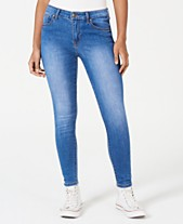 Celebrity Pink Juniors Basic Skinny Ankle Jeans