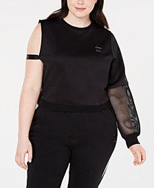 La La Anthony Trendy Plus Size The Vixen Sweatshirt