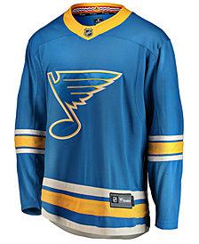 Authentic NHL Apparel Men's St. Louis Blues Breakaway Jersey