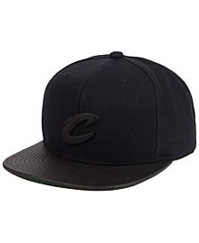 Cleveland Cavaliers Matte Lux Snapback Cap
