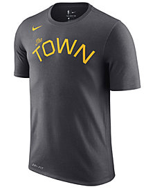 Nike Men's Golden State Warriors Earned Edition T-Shirt