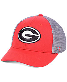 '47 Brand Georgia Bulldogs Verona CONTENDER Stretch Fitted Cap