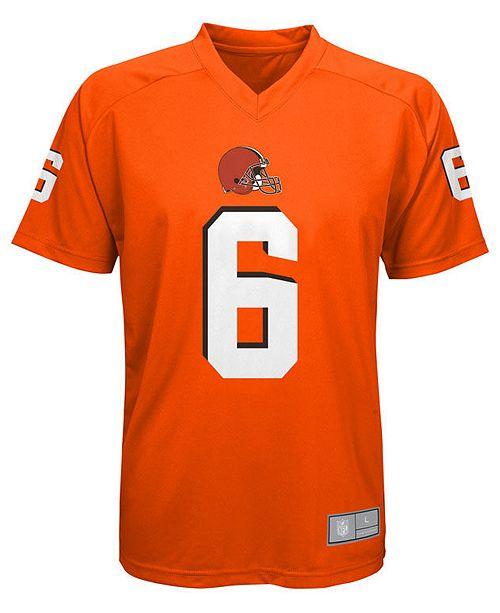 Outerstuff Baker Mayfield Cleveland Browns Jersey T-Shirt 4ec2dcb94