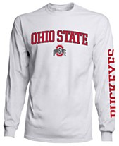 the best attitude 673aa 71c0a Colosseum Men s Ohio State Buckeyes Midsize Slogan Long Sleeve T-Shirt