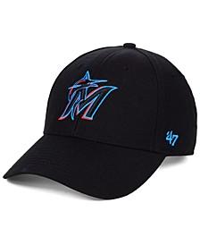Miami Marlins On Field Replica MVP Cap