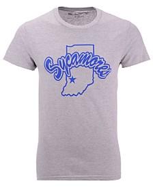 New Agenda Men's Indiana State Sycamores Big Logo T-Shirt