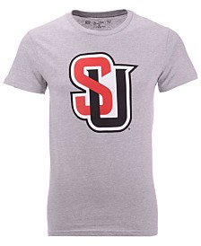 New Agenda Men's Seattle Redhawks Big Logo T-Shirt