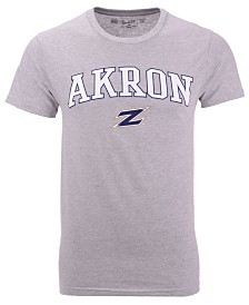 Retro Brand Men's Akron Zips Midsize T-Shirt