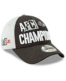 New Era Baltimore Ravens 2018 Division Champ 9FORTY Cap