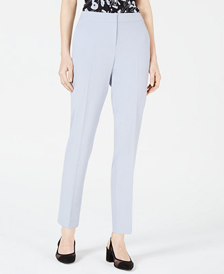 Bi Stretch Straight Leg Pants, Created For Macy's by Bar Iii