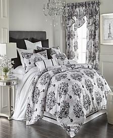 Chandelier Comforter Set-California King