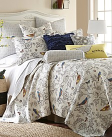 Home Mockingbird Full/Queen Quilt Set