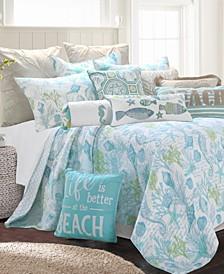 Home Ocean Springs Full/Queen Quilt Set
