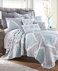 Levtex Home Montclair King Quilt Set