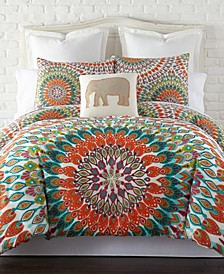 Home Mirage Twin Duvet Cover Set