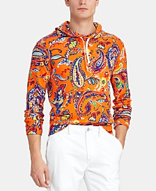 Polo Ralph Lauren Men's Paisley Spa Terry Hoodie