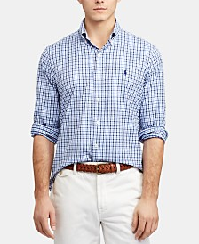 Polo Ralph Lauren Men's Classic-Fit Performance Shirt