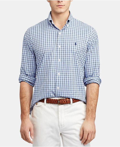 5b911e9b9a ... Performance Shirt; Polo Ralph Lauren Men's Classic-Fit Performance ...