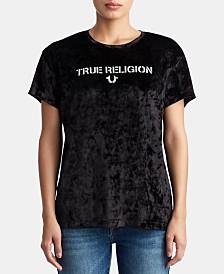 True Religion Velvet Graphic T-Shirt