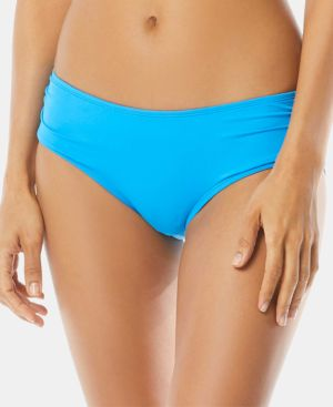 COCO REEF | Coco Reef Ruched Hipster Bikini Bottoms Women's Swimsuit | Goxip