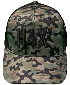 H4X Men's Camo Trucker Hat