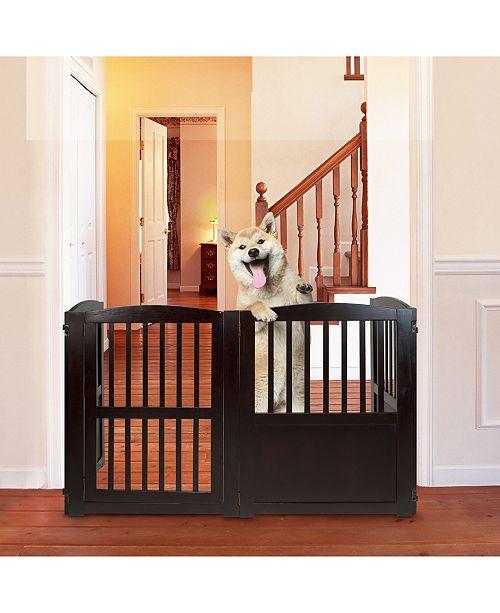 Yu Shan Chappy Convertible Pet Gate