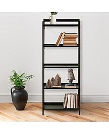 Stratford 5 - Shelf Folding Bookcase